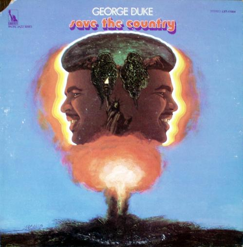 George Duke/Save The Country