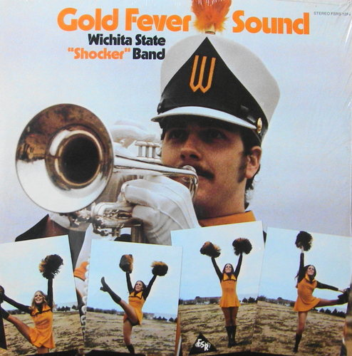 Wichita State Shocker Band/Gold Fever Sound