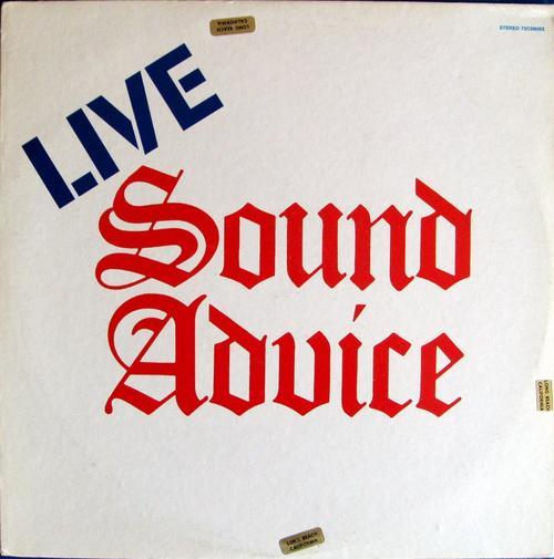 Sound Advice/Live